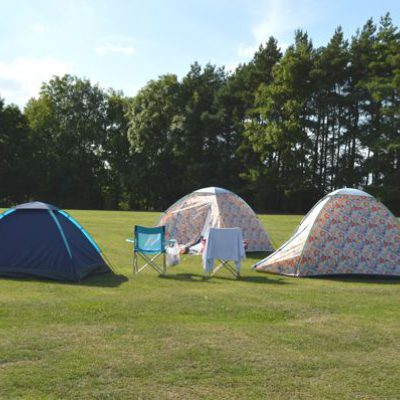 Field Camping at LSAC - The Leslie Sell Activity Centre